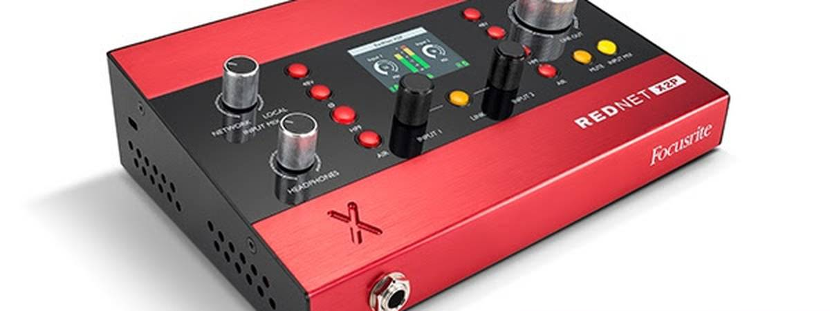 Focusrite announces new 2x2 Dante™interface