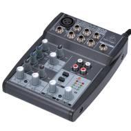 Behringer XENYX 502 PA en studio mixer