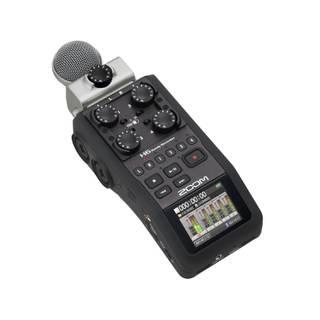 Zoom H6 6-kanaals handheld recorder