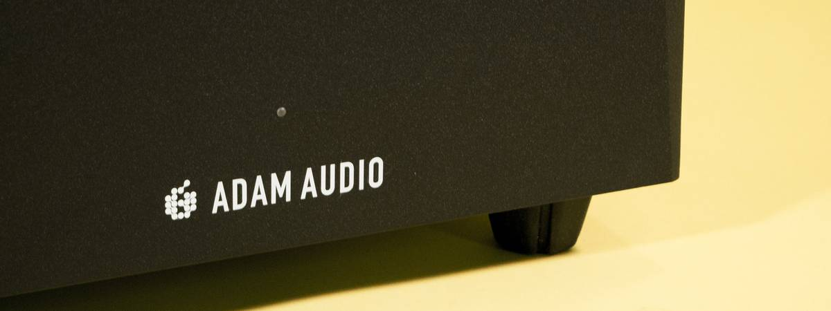 Review: ADAM Audio T10S Studio Subwoofer