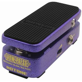 Hotone Vow Press Switchable Volume / wah-wah effectpedaal
