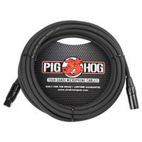 Pig Hog High Performance PHM3 microfoonkabel 0.9 meter (3 feet)