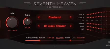 Liquid Sonics Seventh Heaven - The only reverb you need?