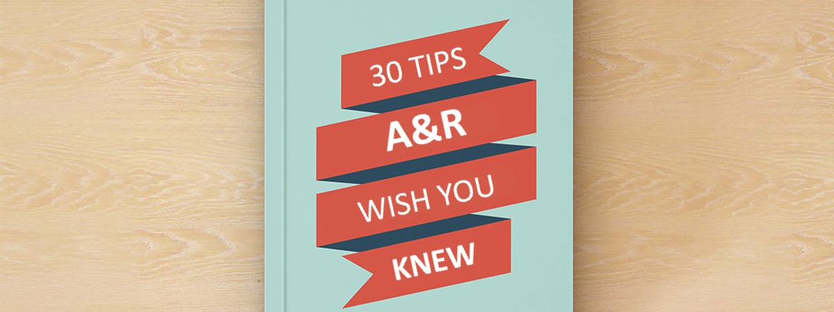 30 tips an A&R wish you knew - book download