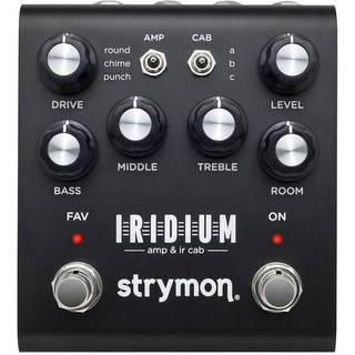 Strymon Iridium Amp Modeler & Impulse Response Cabinet