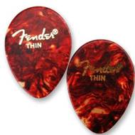 Fender 354 Classic Pick Pack Shell Thin (set van 12 plectrums)