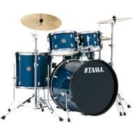 Tama RM52KH6C-HLB Rhythm Mate Hairline Blue 5-delig drumstel