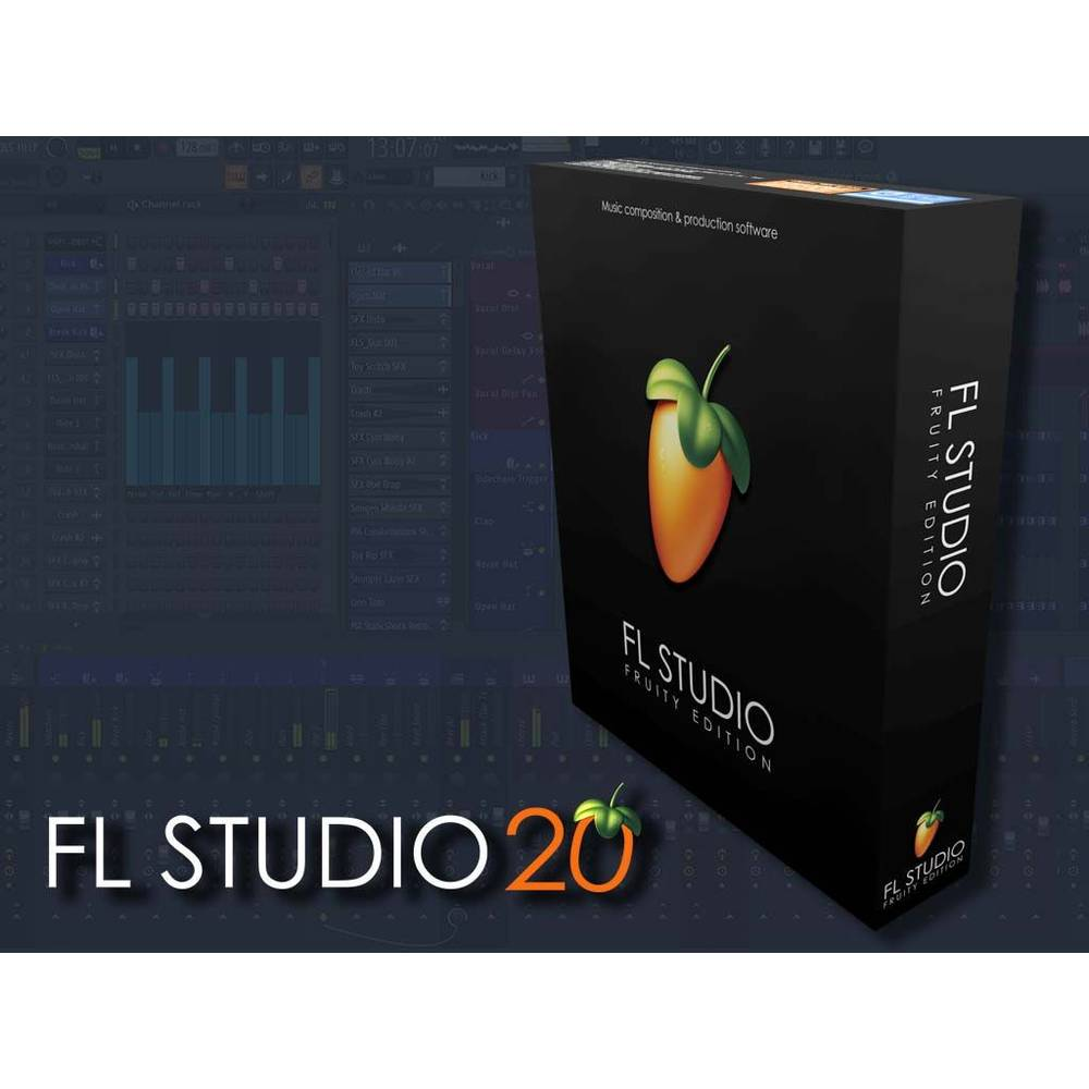 Image-Line FL Studio Fruity Edition DAW-software