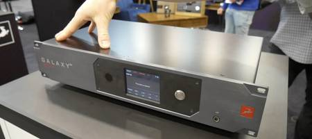 NAMM 2020 VIDEO: Antelope Audio Galaxy 64 Synergy Core