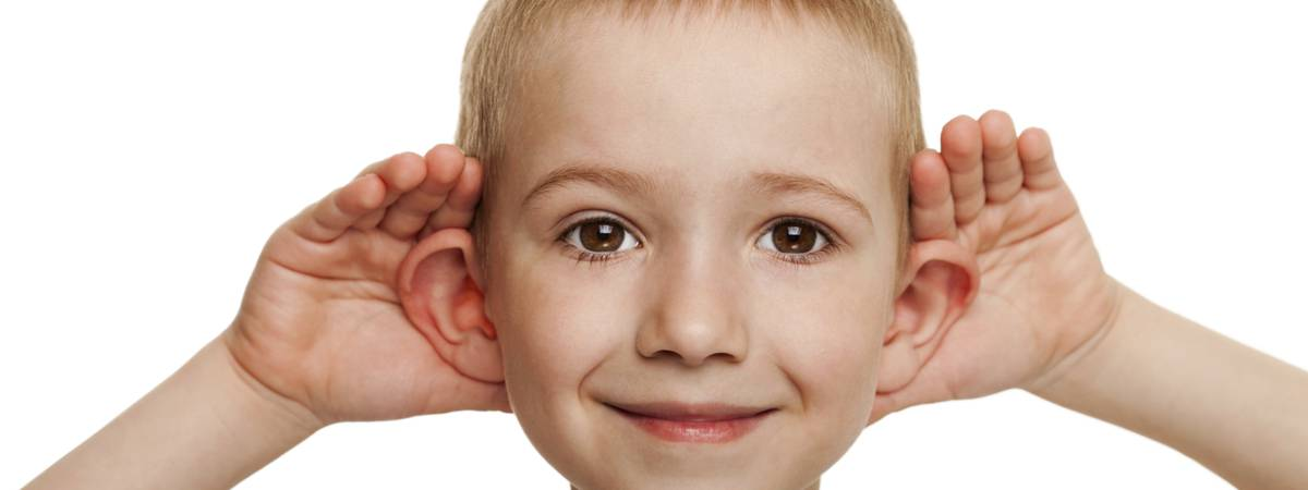 How old are your ears