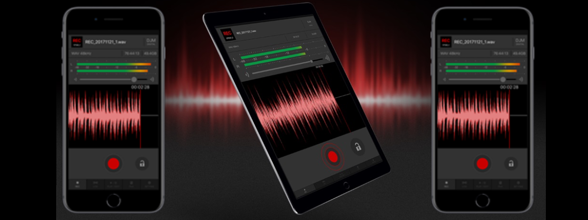 Pioneer launches new streaming app DJM-REC