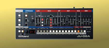 Roland Revamps the Iconic Sound and Function of '80s-era JUNO Synths