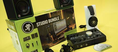 Review: Mackie Studio Bundle 'een complete studio set'