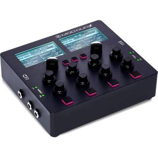 MOD Devices MOD DUO X standalone software audio processor