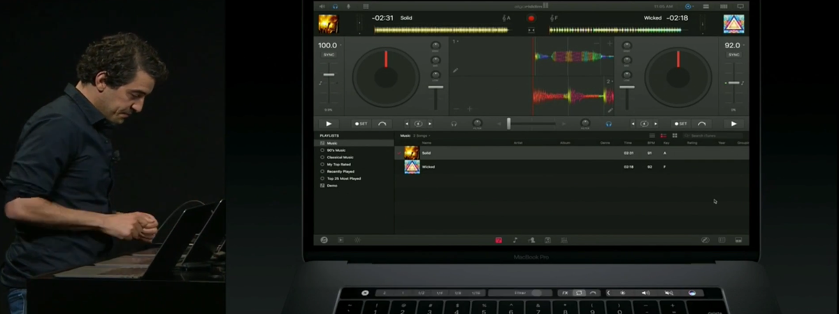 Breaking: Apple lanceert touch mixing voor Dj's