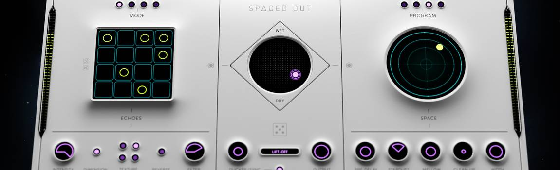 Baby Audio lanceert Spaced Out!