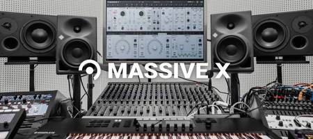 Native Instruments release Massive X