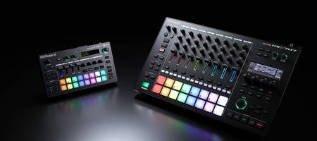 Roland introduceert de mc 707 en mc 101 Grooveboxes