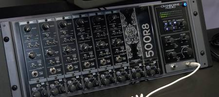 AES 2019: Cranborne Audio 500R8 overview!