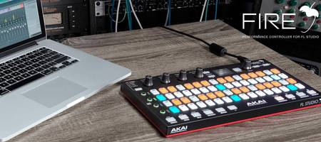 Akai teams up with Image-Line to create world's first dedicated FL Studio controller