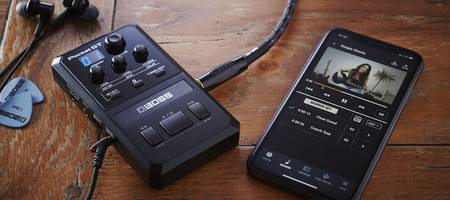 Boss lanceert nieuwe pocket GT guitar effects processor