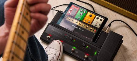 Musik Messe 2018: iRig Stomp I/O - IK Multimedia