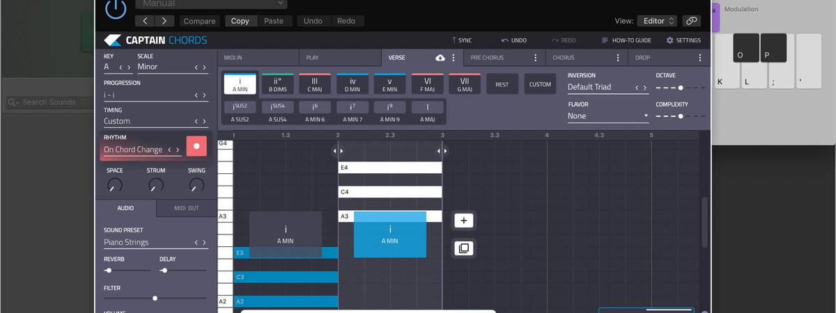Review: Captain Chords - the plugin to make chords!