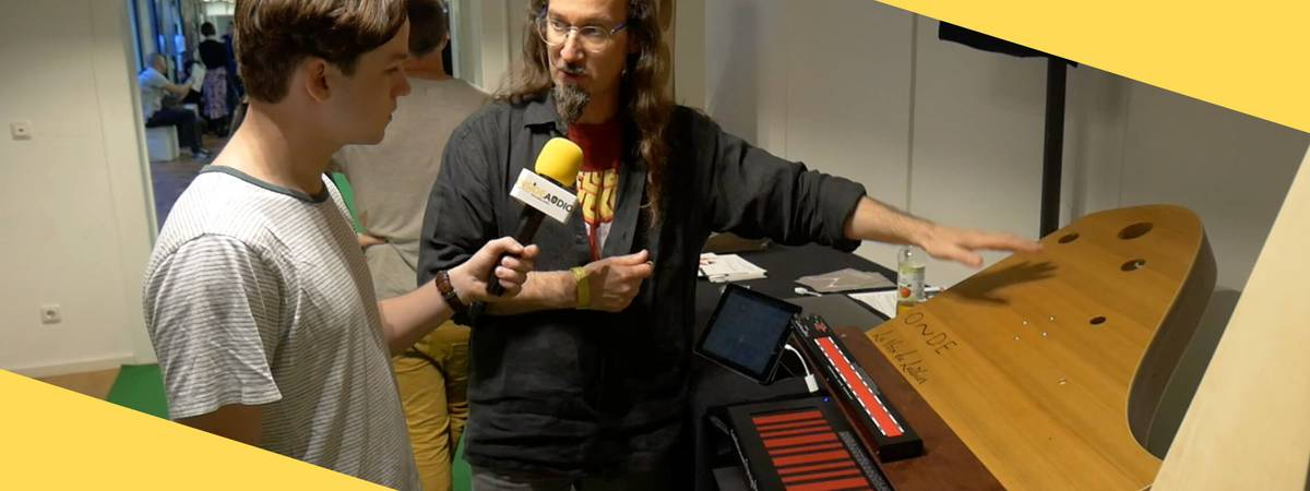 SUPERBOOTH19: Haken Audio presents a incredible instrument and live jam