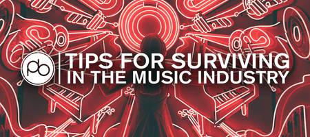 Watch Point Blank's 'Tips for Surviving in the Music Industry' Mental Health Panel
