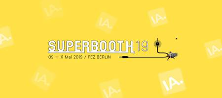 Team Inside Audio at SUPERBOOTH 2019