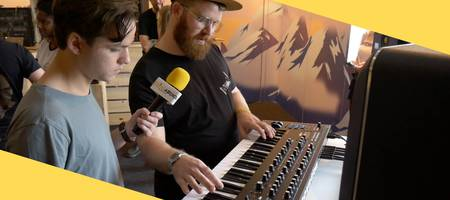 SUPERBOOTH19: Novation Summit synthesizer release