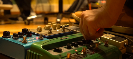 Guitar Pedals 101: Here's everything you need to know!