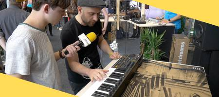 SUPERBOOTH19: Elektron Digitone Keys functies en overview