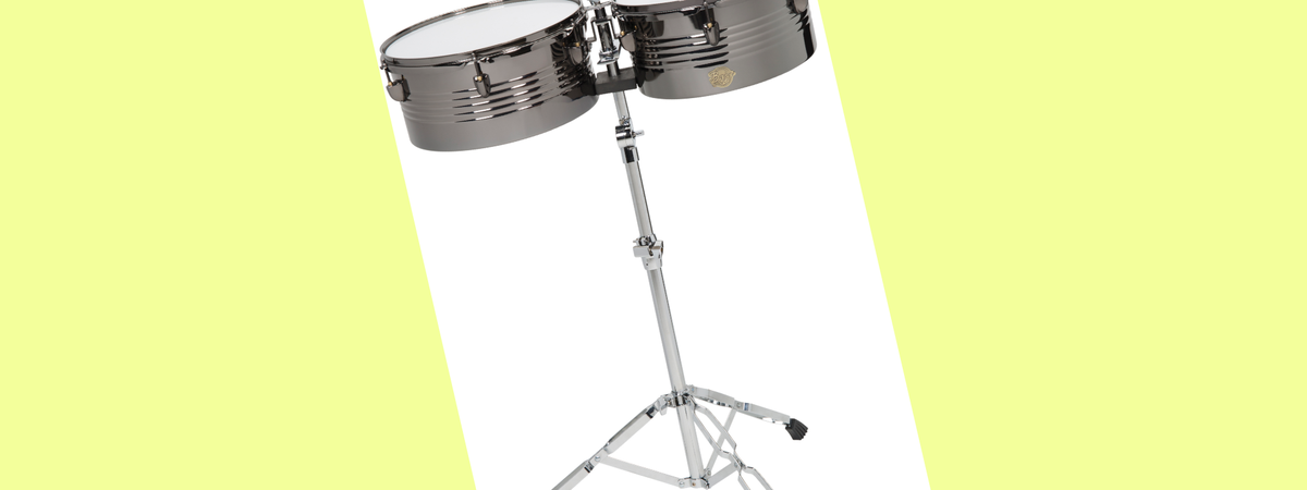 Baja Timbales Deliver a Wealth of Playing Options