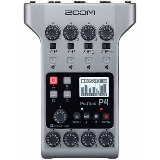 Zoom PodTrakP4 podcast recorder