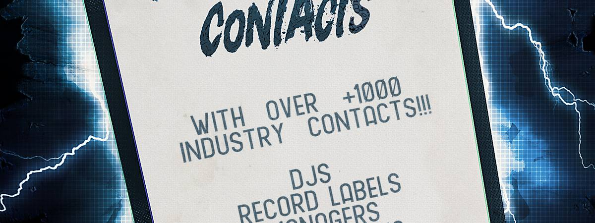 EDM/House Contacts