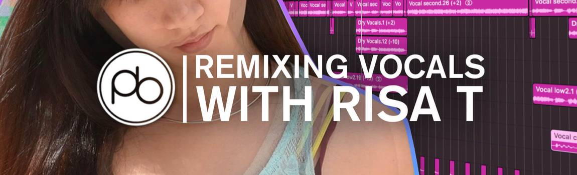 Get the Most Out of Your Vocal Stems with this Risa T and Point Blank Tutorial