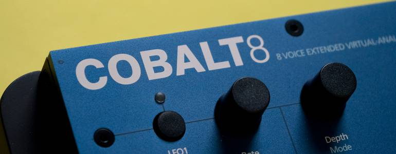 Review: Modal Electronics Cobalt8 synthesizer