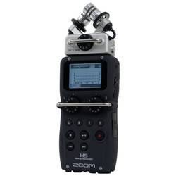 Zoom H5 handheld audiorecorder