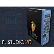 Image-Line FL Studio Signature Bundle Box DAW-software
