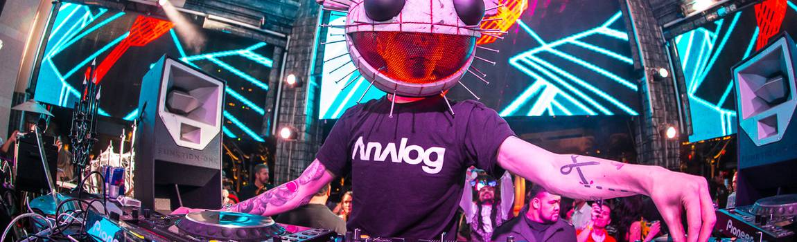 Deadmau5 teach YOU how to produce music? Possible now!