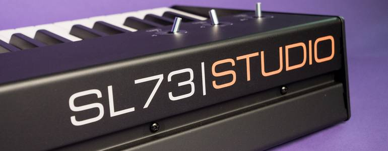 Review: Studiologic SL73 Studio en SL Mixface