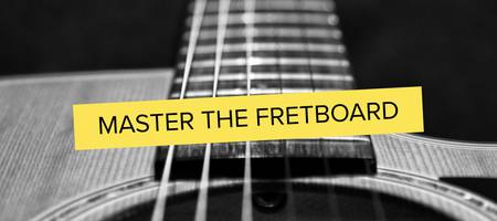 Tutorial: Master the Fretboard in 5 Minutes