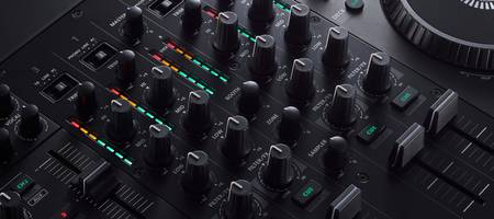 Roland just announced their new DJ controller named DJ-707M