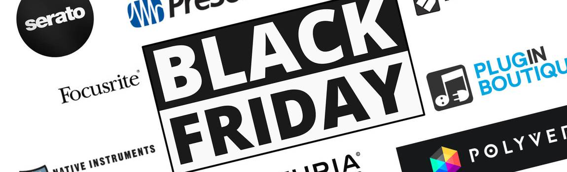 Best 2019 Black Friday Deals For Producers Insideaudio