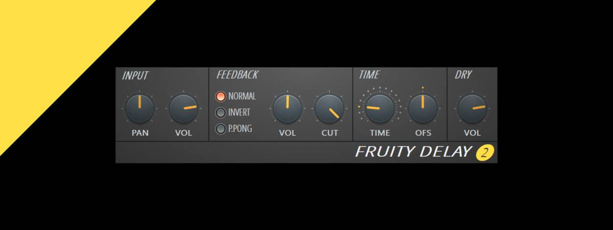 FL Studio tutorial: How to use Fruity Delay 2