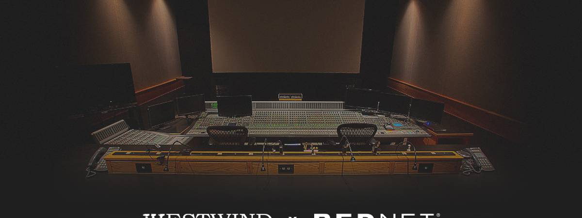 Westwind Media Increases efficiency of its Audio Post-Production Studios with Focusrite RedNet Interfaces
