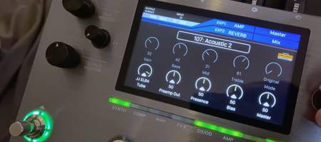 Review: Mooer GE300 multi-effect pedaal