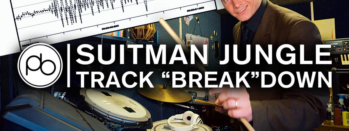Watch Suitman Jungle Play DnB Live in His Track Breakdown for Point Blank