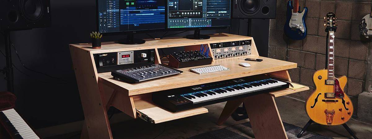 Cable management voor producers